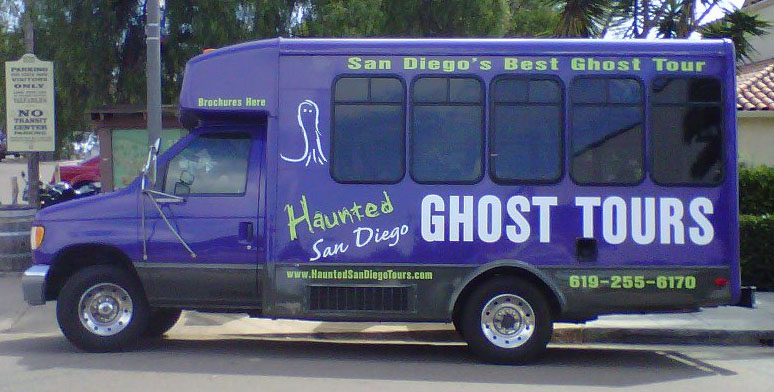 Haunted San Diego Ghost Tours